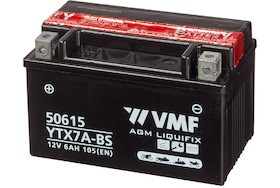 VMF Powersport MF YTX7A-BS