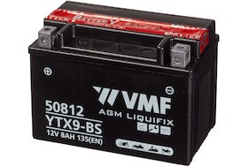 VMF Powersport MF YTX9-BS