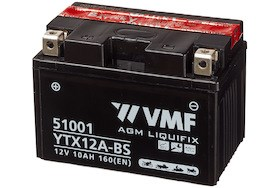 VMF Powersport MF YTX12A-BS