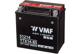 VMF Powersport MF YTX14-BS