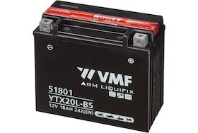 VMF Powersport MF YTX20L-BS