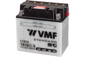 VMF Powersport YB16CL-B