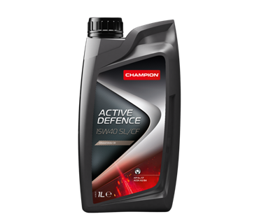 CHAMPION ACTIVE DEFENCE15W40 SL/CF 1L