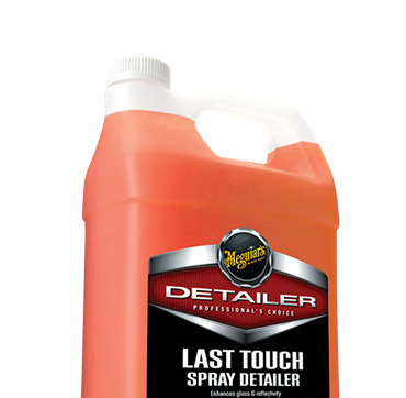 LAST TOUCH SPRAY DETAILER