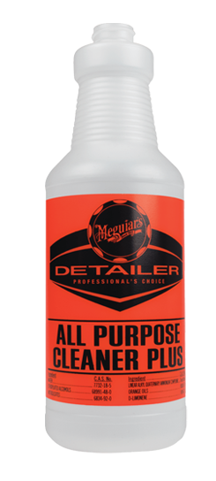 ALL PURPOSE CLEANER PLUS BOTTLE (EXCL. SPRAYER) 945ML FLES