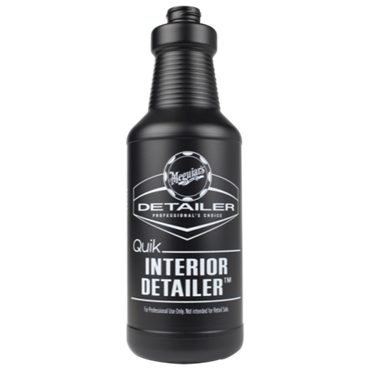 QUIK INTERIOR DETAILER BOTTLE (EXCL. SPRAYER) 945ML FLES