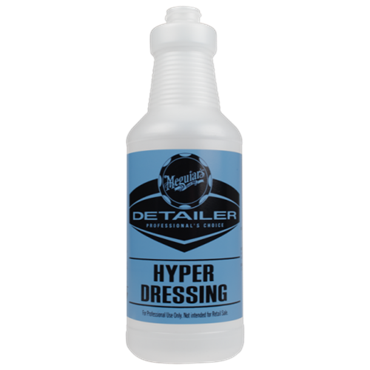 HYPER DRESSING BOTTLE (EXCL. SPRAYER) 945ML FLES
