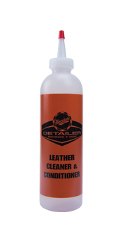 LEATHER CLEANER & CONDITIONER BOTTLE 945ML FLES