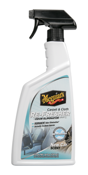 CARPET & CLOTH RE-FRESHER ODOR ELIMINATOR SPRAY