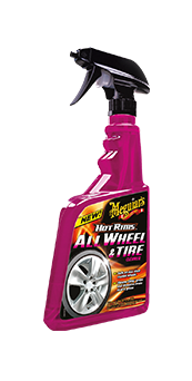 HOT RIMS WHEEL & TYRE CLEANER 710ML