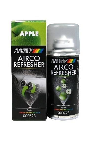 MOTIP AIRCO REFRESHER APPLE 150ML (1ST)