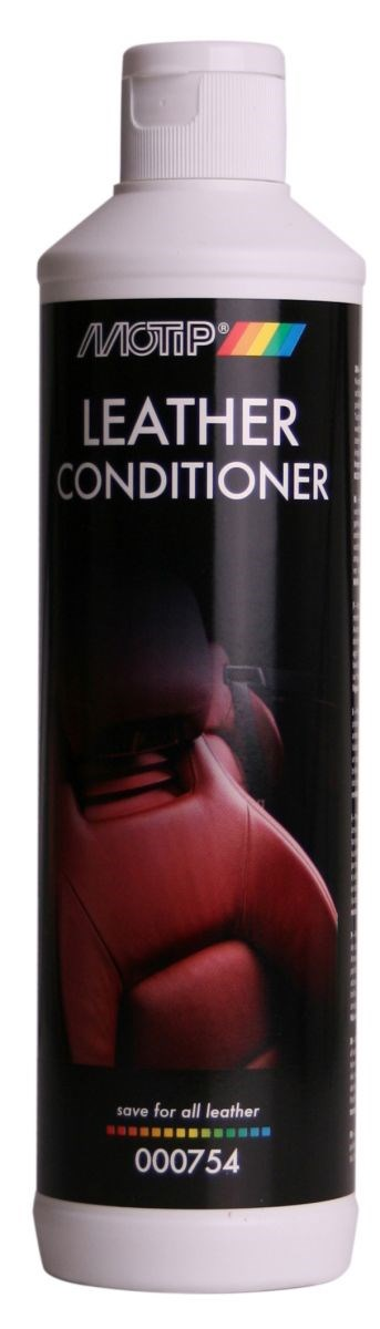 MOTIP LEATHER CONDITIONER 500ML (1ST)