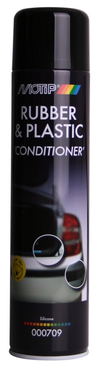 MOTIP PLASTIC & RUBBER CONDITIONER 600ML (1ST)