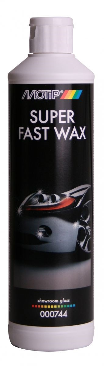 MOTIP SUPERFAST WAX 500ML (1ST
