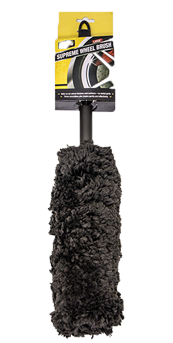 MEGUIAR'S SUPREME WHEEL BRUSHES - LARGE